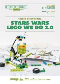 Taller Star Wars Lego WeDo