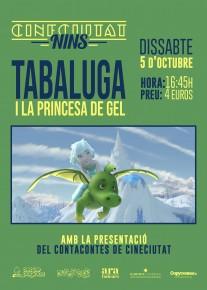Vuelve CineCiutat Nins: Tabaluga i la princesa de gel