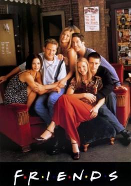 Friends, El del Aniversario. Parte 3