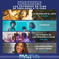 La Sala Virtual de Cine llega a CineCiutat