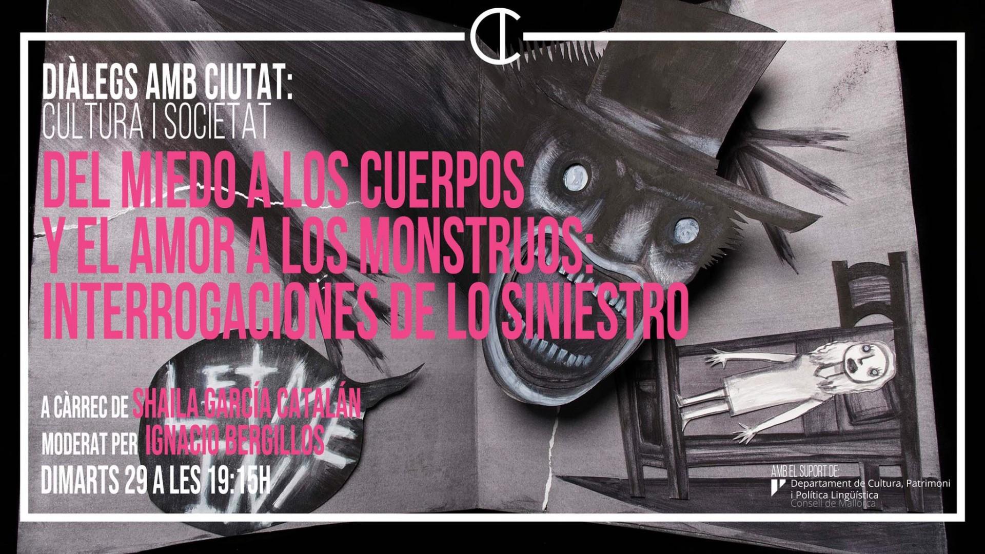 Diàlegs amb Ciutat: Cultura y sociedad - Shaila García Catalán
