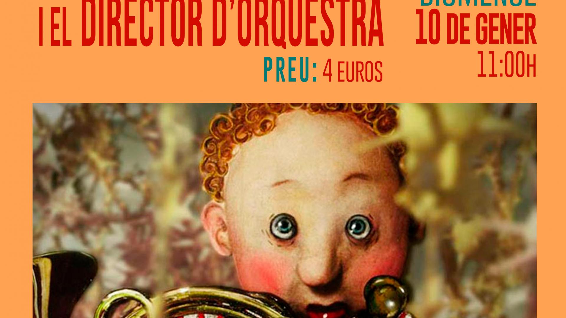 CineCiutatNins: Frantz i el director d'orquestra