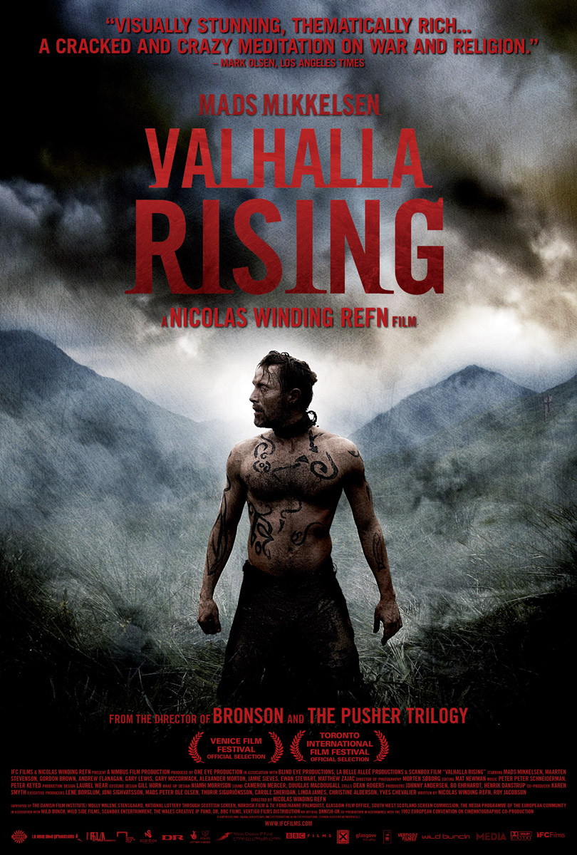 Descobrint cinema d'estrena: Valhalla rising