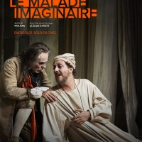 Comédie française: El enfermo imaginario