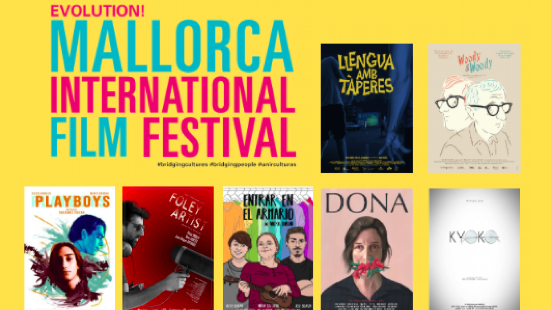 Evolution Mallorca International Film Festival Cortometrajes
